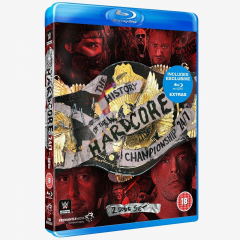 WWE - The History Of The Hardcore Championship 24:7 Blu-ray