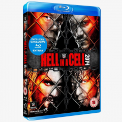 WWE Hell in a Cell 2014 Blu-ray