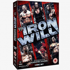 Iron Will: The Anthology of WWE's Toughest Match DVD
