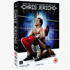 WWE Chris Jericho - Breaking the Code: Behind the Walls DVD