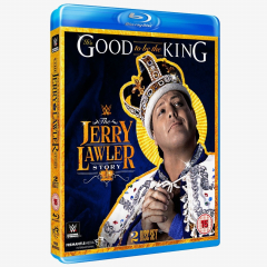 WWE It's Good To Be The King - The Jerry Lawler Story Blu-ray