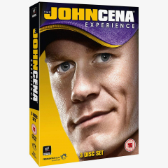 WWE The John Cena Experience DVD
