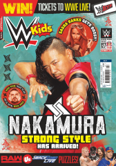 WWE Kids Magazine (Issue 127)