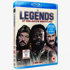 WWE Legends of Mid-South Wrestling Blu-ray