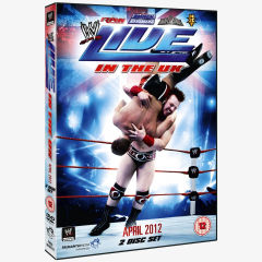 WWE Live in the UK: April 2012 DVD