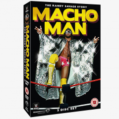 WWE - Macho Man - The Randy Savage Story DVD