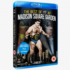 The Best of WWE at Madison Square Garden Blu-ray