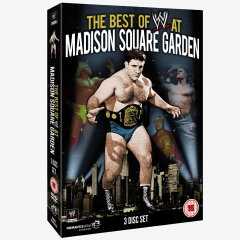 The Best of WWE at Madison Square Garden DVD