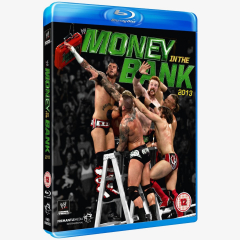 WWE Money In The Bank 2013 Blu-ray