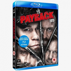 WWE Payback 2013 Blu-ray