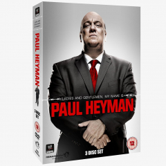 WWE Ladies & Gentlemen, My Name Is Paul Heyman DVD