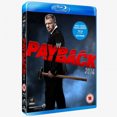 WWE Payback 2014 Blu-ray