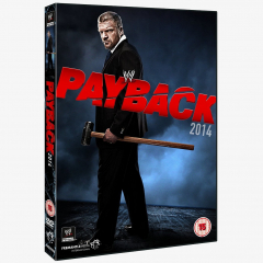 WWE Payback 2014 DVD