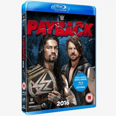WWE Payback 2016 Blu-ray