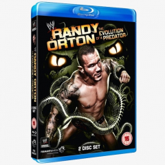 WWE Randy Orton: The Evolution of a Predator Blu-ray
