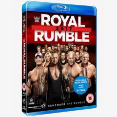 WWE Royal Rumble 2017 Blu-ray