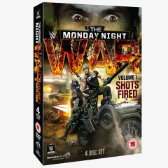 WWE Monday Night War -  Shots Fired: Volume 1 DVD
