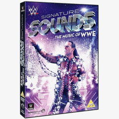 WWE Signature Sounds - The Music of WWE DVD