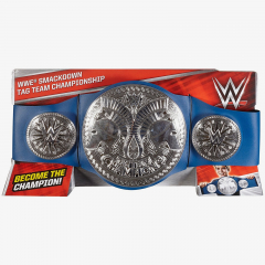 WWE SmackDown Tag Team Championship (Blue Strap)