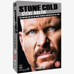 Stone Cold:  Bottom Line On The Most Popular Superstar Of All Time DVD