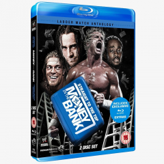 WWE Straight to the Top - The Money In The Bank Anthology Blu-ray