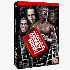 WWE Straight to the Top - The Money In The Bank Anthology DVD