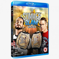 WWE SummerSlam 2011 Blu-ray