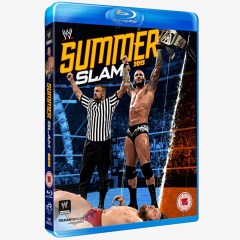WWE SummerSlam 2013 Blu-ray