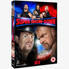 WWE Super Show-Down DVD
