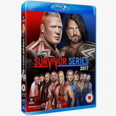 WWE Survivor Series 2017 Blu-ray
