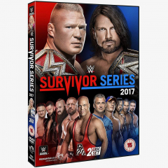 WWE Survivor Series 2017 DVD