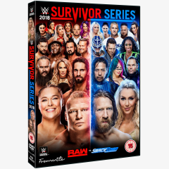 WWE Survivor Series 2018 DVD