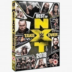 WWE Best of NXT TakeOver 2018 DVD