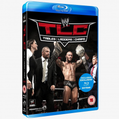 WWE TLC: Tables, Ladders & Chairs 2013 Blu-ray