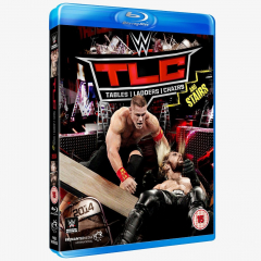 WWE TLC: Tables, Ladders & Chairs 2014 Blu-ray