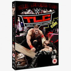 WWE TLC: Tables, Ladders & Chairs 2014 DVD