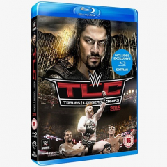 WWE TLC: Tables, Ladders & Chairs 2015 Blu-ray
