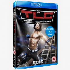 WWE TLC: Tables, Ladders & Chairs 2016 Blu-ray