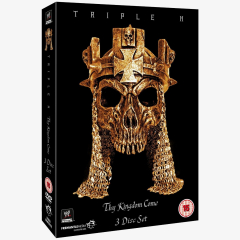 WWE Triple H - Thy Kingdom Come DVD