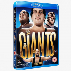 WWE - True Giants of Wrestling Blu-ray