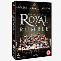 WWE The True Story of the Royal Rumble DVD