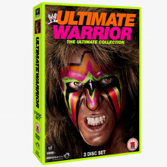 WWE Ultimate Warrior - Ultimate Collection DVD