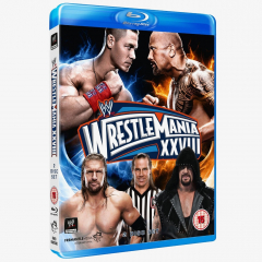 WWE WrestleMania 28 Blu-ray