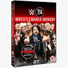 WWE WrestleMania Monday DVD