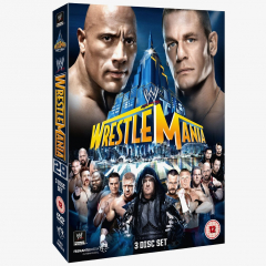 WWE WrestleMania 29 DVD