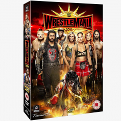 WWE WrestleMania 35 DVD
