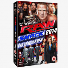 WWE Best of Raw & SmackDown 2014 DVD