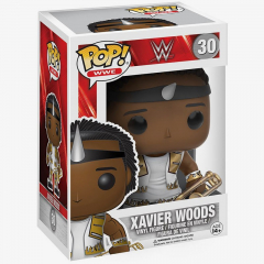 Xavier Woods WWE POP! (#30)