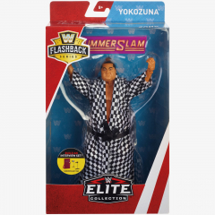 Yokozuna - WWE Flashback Elite Series #1 (Build an Interview Set)