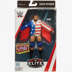Zack Ryder WWE Elite Collection Series #59